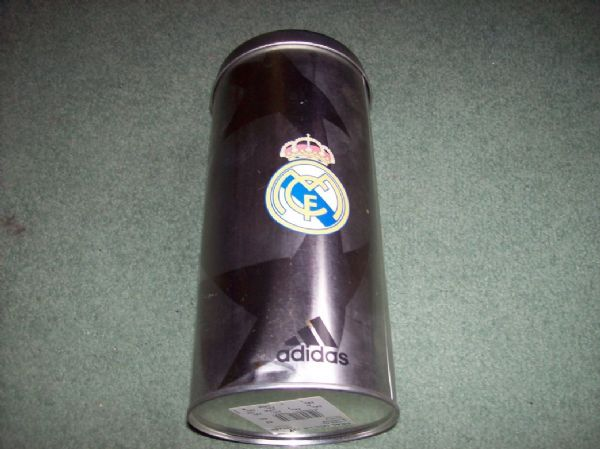 2003 2004 Real Madrid Champions League L/s Football Shirt Adults XXL in Tin Camiseta Spain